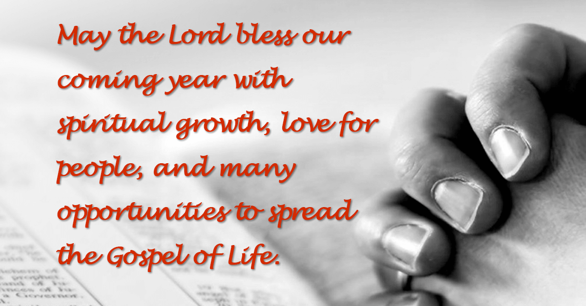 New Year\'s Prayer - SermonQuotes