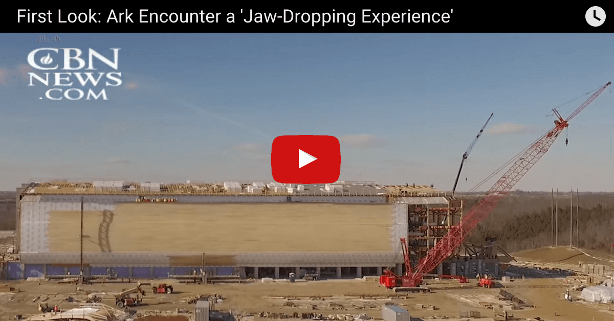 Watch The Ark Encounter Project