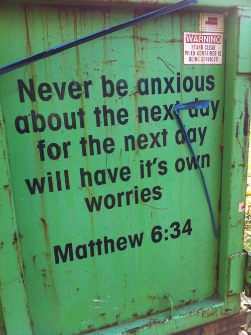 never-be-anxious