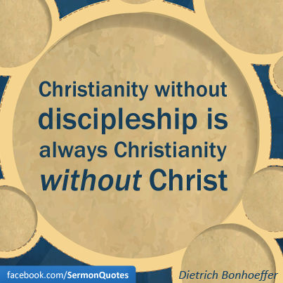 christianity-without-discipleship