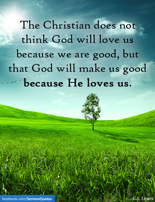 god-doesnt-love-us-cause-good