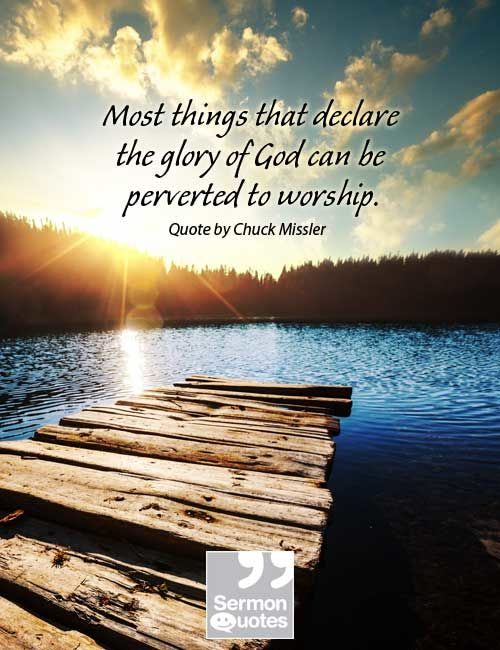 most-things-declare-glory