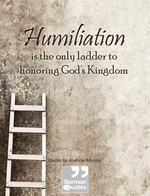 humiliation-honors-god
