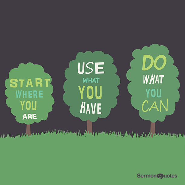 start-where-you