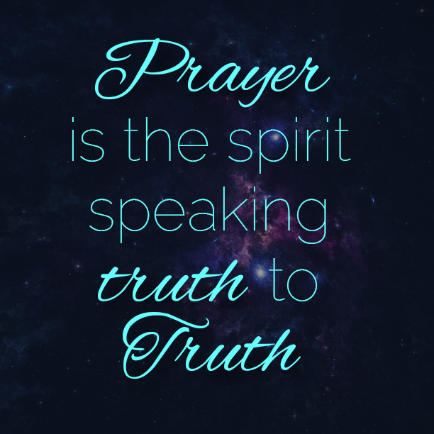 prayer-is-the-spirit