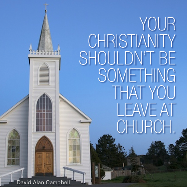 Your Christianity