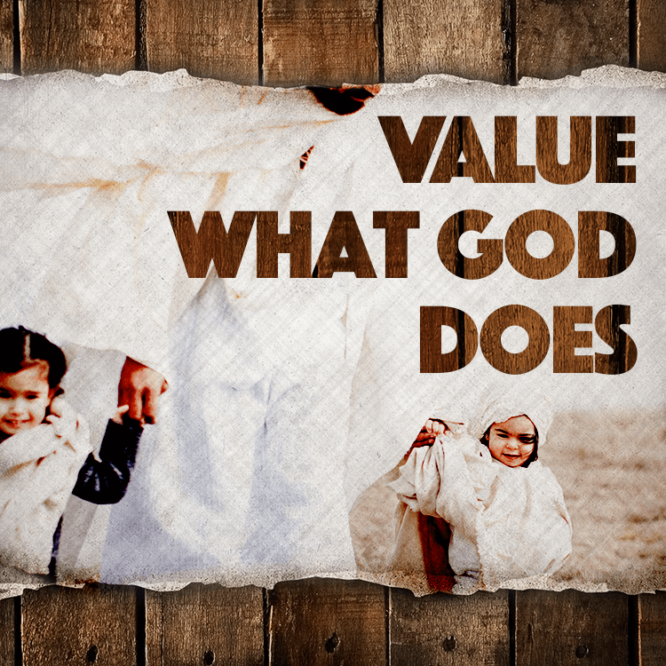 values god God is the ultimate source of all knowledge and truth and has revealed himself in scripture therefore, sagu is committed to the authority of the bible and the integration of biblical values in all academic disciplines.