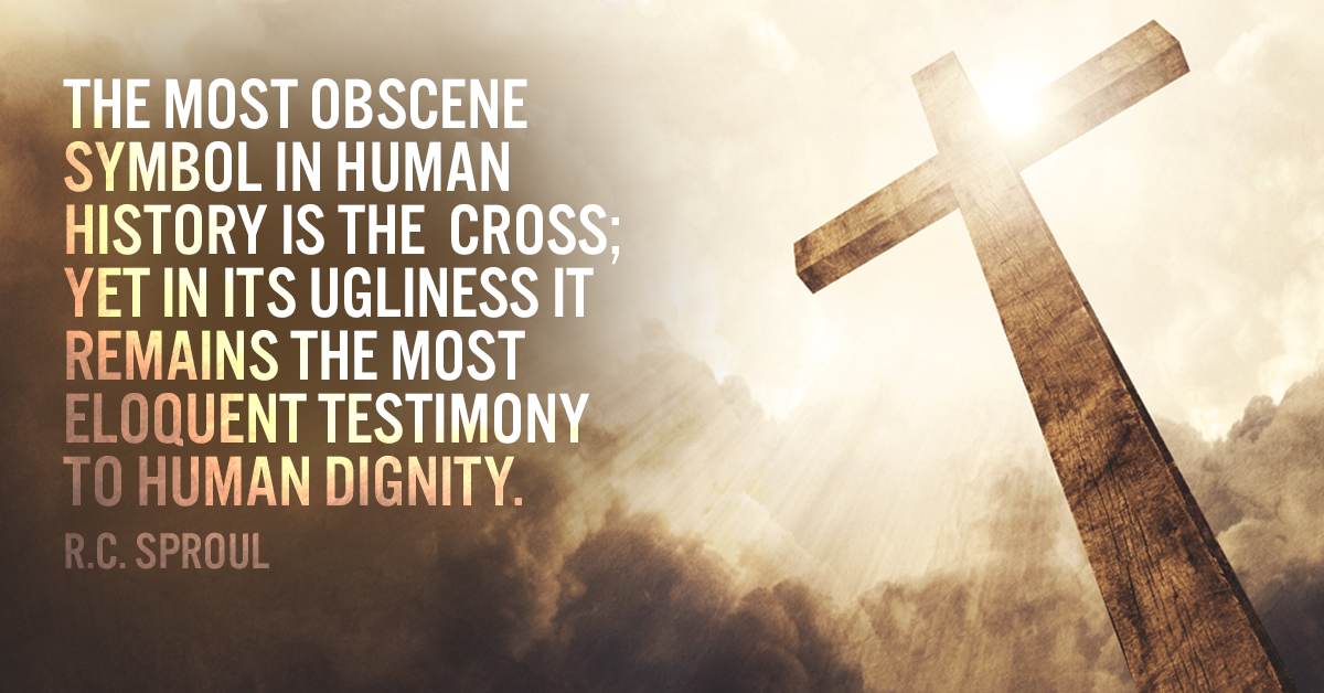 The Most Obscene Symbol In The Human History Is The Cross Sermonquotes